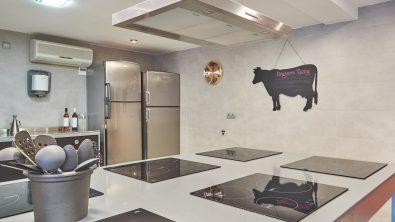 Moderne skolekjøkken