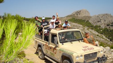Safaris & Tours